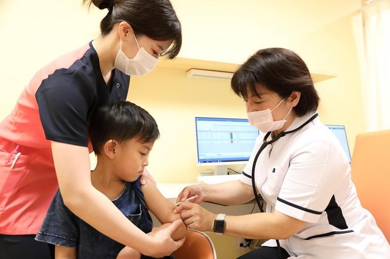 予防接種の種類